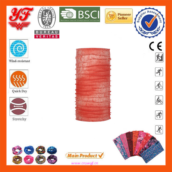 New High Elasticity Scarf Custom Printed Women Sports Yoga Headbands