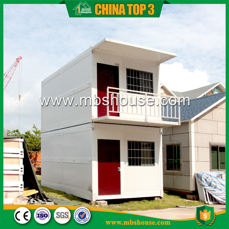 cheap easy assemble movable foldable container house