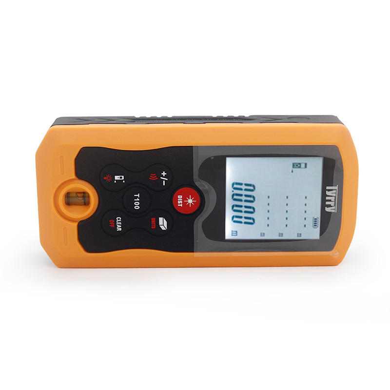 100m distance meter Multifunction Factory price rangefinder digital Volume laser Measuring tools