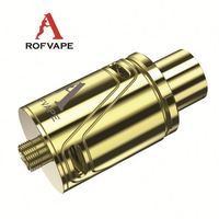Alibaba Wholesales DAC Evaporator Big Colored Smoke E Cigarette