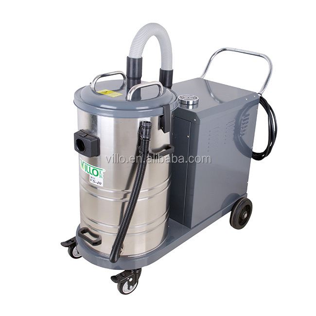 Industrial Wet And Dry Vacuum Cleaner vacuum water sucking machine