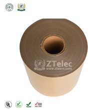 China cable kraft paper insulation wood pulp material paper for transformer motor winding