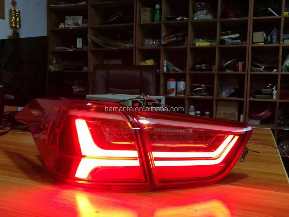 LED TAIL LAMP FOR HYUNDAI CRETA / CRETA LED TAIL LIGHT LED REAR LAMP