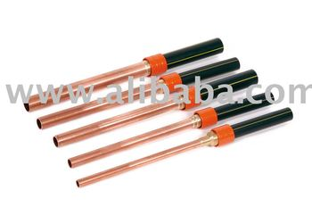 COPPER to PE transition fitting CODE 400
