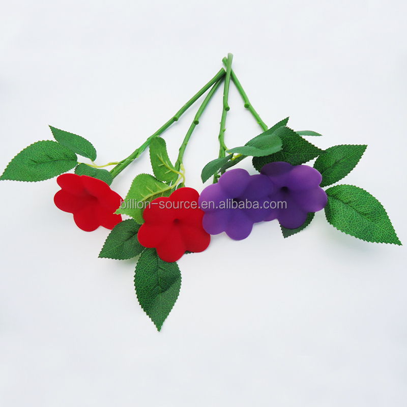 Artificial flower factory wholesale silicone dried flowers