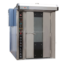 hot air convection rotary rack oven for bakery