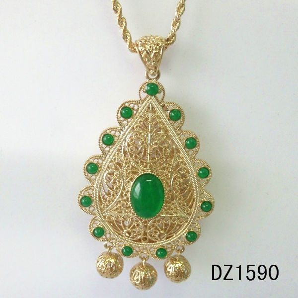 turkish jewelry gold plated pendant islamic pendant View turkish