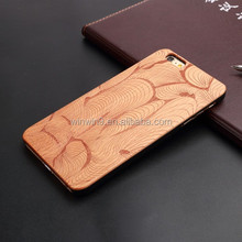 100% natual wood phone cases for mobile , new phone case for iPhone7 , real wood phone cases for samsung