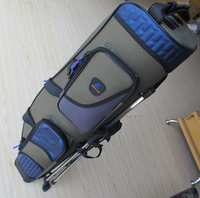 polyester fabric fishing rod reel bag