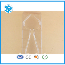 Professional mobile case blister packaging extra large plastic tray plastic coin tray with CE certificate