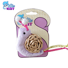 Ollie-Kat Wholesale Natural Plush Cat Pet Toys