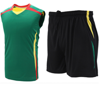 High quality custom dri fit sleeveless volleyball jersey, volleyball uniform designs