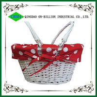 Wholesale wicker basket line as a wicker basket
