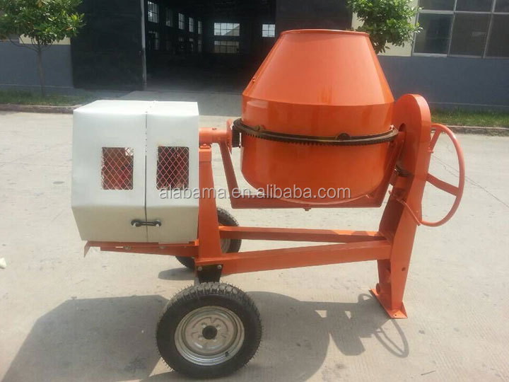 Used Small Cement Mixers : Used mini mobile portable electric motor for small gearbox