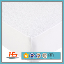 Hospital Cheap Hypoallergenic Vinyl-Free Waterproof Mattress Protector