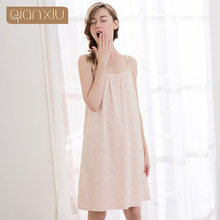 Super grade Qianxiu ladies nighty photos secret treasures sleepwear homewear