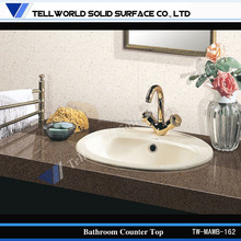 China traditional design wash basin, wash sinks solid surface manufacturer