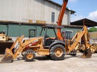 Case 580M,580L Backhoe Loader