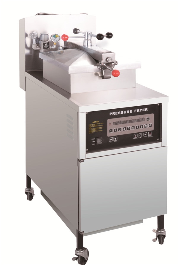 Broaster Henny Penny 600 Pressure Fryer With Oil Pump