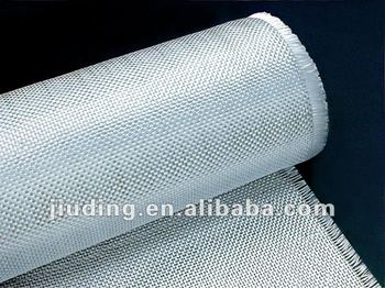 Finer Fiberglass Fabrics with plain and 2/2 twill weave