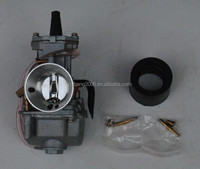 Racing Carb PWK 28mm Keihin 2 Stroke Carburetor with Power jet