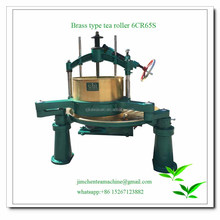 Brass type tea roller /tea twisting machine/Green tea processing machinery 6CR65S