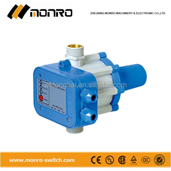 EPC-1 water pump automatic electronic pressure control switch