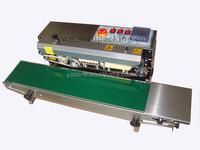 Horizontal rice bag sealing machine/plastic bag food vacuum sealer