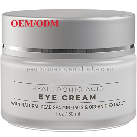 Private label remove dark circles and anti-wrinkle eye cream