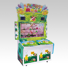 New Kids Video Arcade Game Machines and Equipments Lottery for Amusement Indoor Fruit Cut