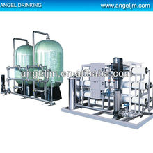 9 T/H RO Pure Water Making Machine production line