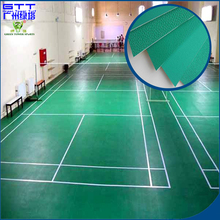 Most popular table tennis sports floor/PVC basketball and badminton flooring