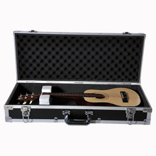 New Custom Classic Durable Aluminum Bass Guitar Hard Case