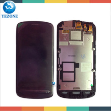 Large Wholesale For Nokia 808 LCD Touch Screen Digitizer, Mobile Phone Display For Nokia 808 PureView LCD Screen Assembly