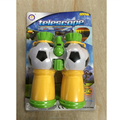 QT4714926 2018 world cup football mould telescope binoculars with whistle 4 plus 38 mm 3+ ages toys