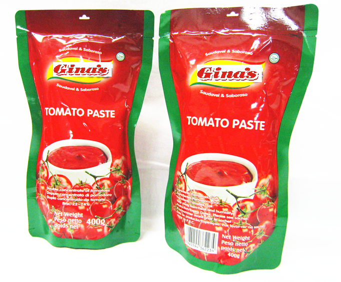 100 persent pure canned tinned tomato paste