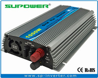 Indoor type input 20-45V dc 1KW Solar Grid tie micro Inverter for Home/Office Solar Power System