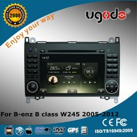 wholesale touch screen android 4.4/5.1 car audio system for B enz W245 with MP3 Player