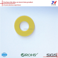OEM ODM Factory Excellent Oil Resistance Nitrile Butadiene Round Rubber Washer
