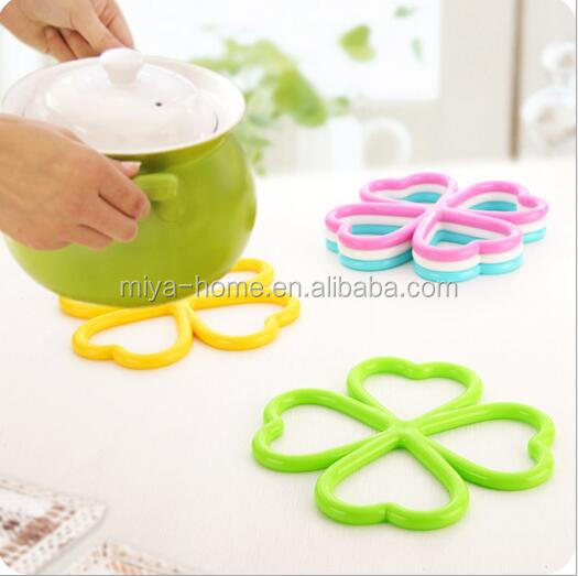 High quality pvc placemat / hot food table mat / pot mat