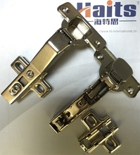 45 degree soft-closing hydraulic hinge damper