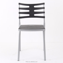 Cheap plastic replica chair metal framework dining room chairs for sale bazhou furniture factory supply