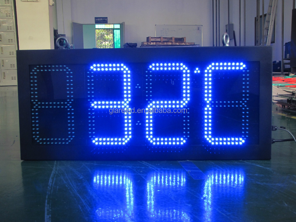 led timer with stopwatch function