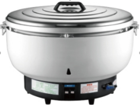 Factory Price 10L 15L 30L Large Capacity Commercial Gas Rice Cooker