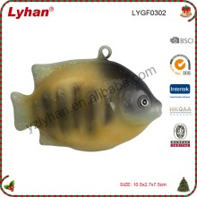 glass flatfish for Christmas tree decoration