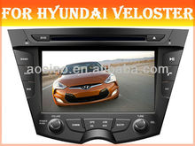 car dvd player / car radio / car audio for HYUNDAI VELOSTER 2011-2013 with gps navigation