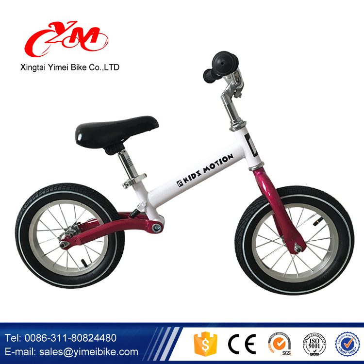cheap foot pedal two wheel children balance bicycle/kids walking bike for 2 years old child /new mini bmx balance bike for child