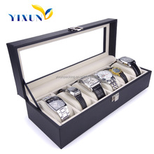 wholesale Luxury Leather Watch Box for Men