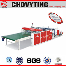 CW-1400FB Automatic flying knife cutting and bottom seal plastic bag making machine