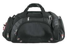 22-inch Customizable Dobby Nylon Duffel Bags